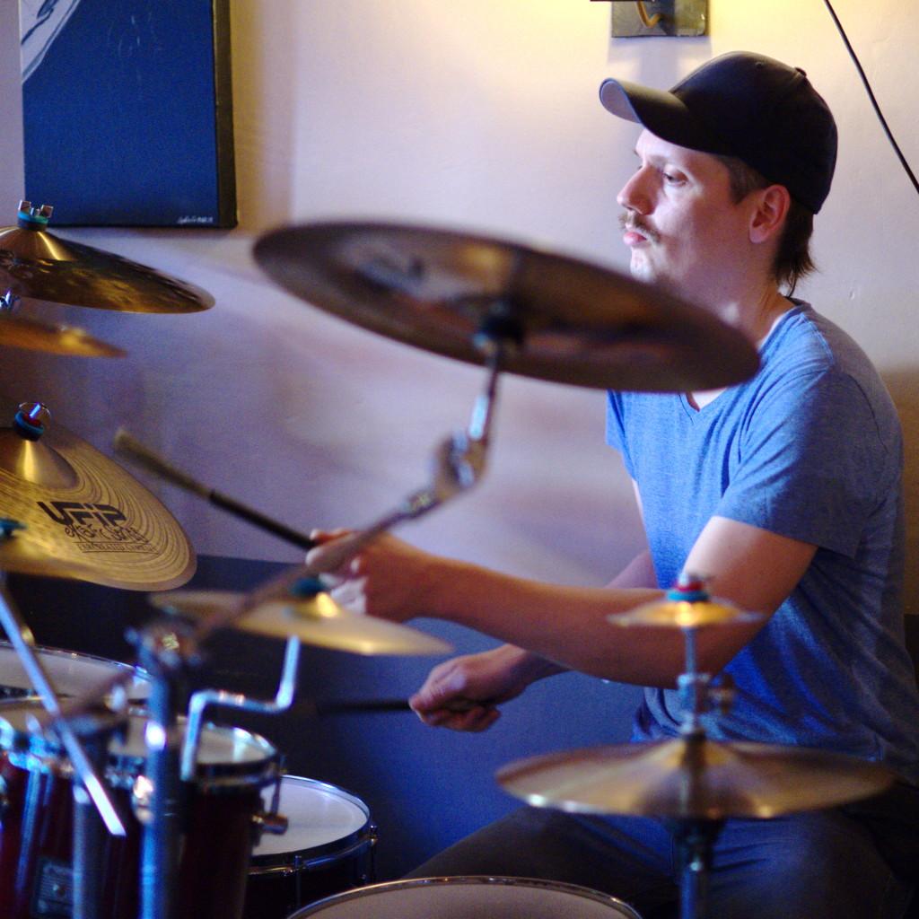 Georg /drums